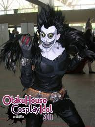 Death Note Halloween Costume Leading 30 Cosplay Idol North American Album 12 2011