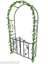 What To Use For Climbing Plants - garden arch ebay