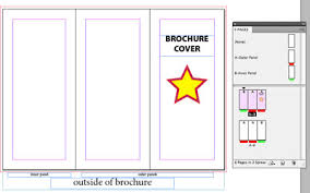 6 panel brochure template new folding tricks in cs5 indesignsecrets indesignsecrets