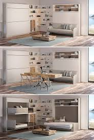 Two Floor Bed by Best 25 Murphy Bunk Beds Ideas On Pinterest Beds For Small
