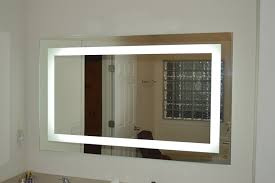 amazon com lighted vanity mirror led mam86036 commercial grade 60