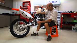 ktm suspension breakdown youtube