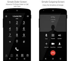 black apk black caller screen dialer apk version 8 7 black