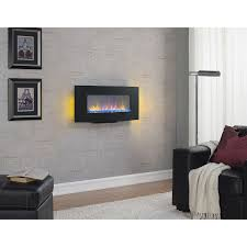 Infrared Quartz Fireplace by Innovative Ideas Powerheat Infrared Quartz Fireplace Classic Flame