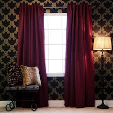 Eclipse Thermalayer Curtains Alexis by Curtains Eclipse Curtains Colin Curtain Panel With Wooden