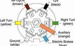 trailer wiring diagram 5 way