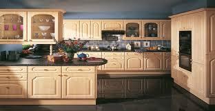 cuisines rustiques bois modele de cuisine rustique 47744 sprint co