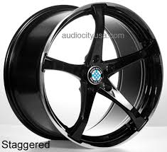 bmw staggered wheels and tires 19 kog wheels bk for bmw staggered rims b013