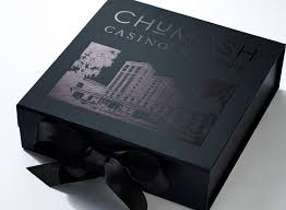 wholesale black large gift boxes and packaging with changeable