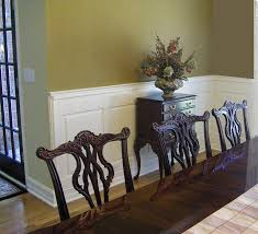 Wainscoting Dining Room Wainscot Wainscoting Project Ideas