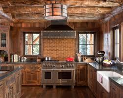 cabin kitchens ideas 25 best rustic cabin kitchens ideas on kitchen
