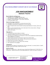 Kindergarten Teacher Job Description Resume by 100 Kindergarten Teacher Resume Job Description Buzzwords
