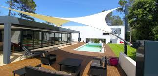 ikea pergolas jardin voile dombrage idee jardin triangulaire 360 m austral jardideco d