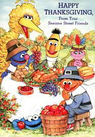image sesame thanksgiving card 1987 jpg muppet wiki fandom