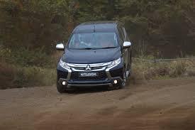 2016 mitsubishi pajero sport review first drive practical motoring