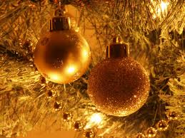 free images branch glowing golden christmas tree christmas