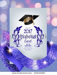 graduation invitation stock images royalty free images vectors