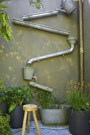 installing downspout drain lines gutter drainage solutions