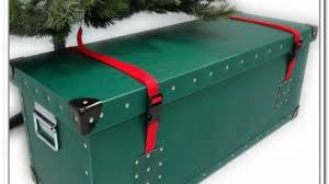 startling large tree storage box chritsmas decor