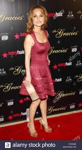 giada de laurentiis at the 37th annual gracie awards gala held at