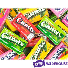 where to buy chiclets gum canel s assorted chiclets gum 2 packs 60 box