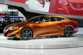 nissan sport car nissan sport sedan resonance concepts almost real automobile