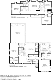 20 exchange place floor plans tour the house obama will live in after he moves out of the white
