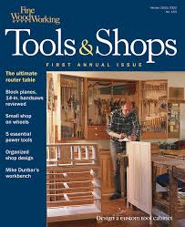 Fine Woodworking Magazine Subscription Renewal by 153 U2013tools U0026 Shops 2002 Finewoodworking
