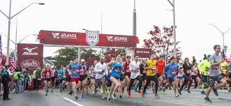 thanksgiving half marathon atlanta half marathon atlanta track