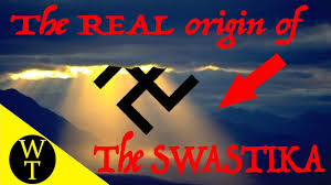 the real origin of the swastika not a vid