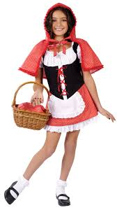 Red Riding Hood Halloween Costumes Child Red Riding Hood Costume Red Riding Hood Costumes