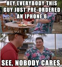 Hater Meme - iphone 6 haters gonna hate