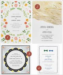 Online Marriage Invitation 10 Fabulous Online Wedding Invitation Templates That You Must Try Out