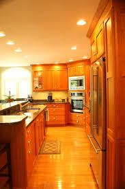 Cherry Cabinets Kitchen 33 Best White Cabinet Kitchens Images On Pinterest White