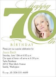 free 70th birthday invitations templates invitation ideas