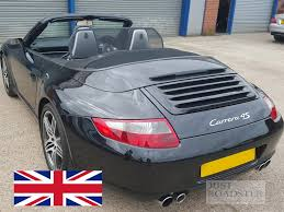 porsche 911 convertible 2005 porsche 911 997 wind deflector 2005 2011 mesh black u2013 just