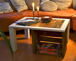 coffee table outstanding wooden crates coffee table recyclart