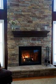 stone fire places stone fireplaces and wood mantels traditional family room