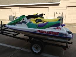 what 2 place trailer do you have pictures seadoo forums