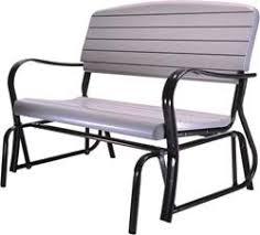 new lifetime 2871 patio swing porch rocker glider bench