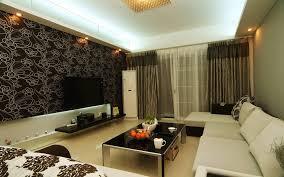 Living Room Standing Lamps Dark Finish Hardwood Bun Foot Modern Living Room Pictures White