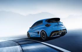 renault twizy blue renault electric zoe e sport concept myautoworld com