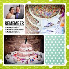 Project Life Wedding Album Diy Digital Project Life Wedding Album Part 2 Simplify Create