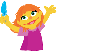 sesame street u0027 introduces character autism meet julia