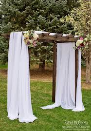 wedding arches near me wedding ceremony wedding arch fabric colorado wedding