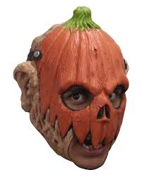 pumpkin mask killer pumpkin mask pumpkin mask horror shop