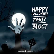 free halloween birthday party invitations 10 free halloween vectors freepik blog