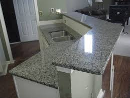 White Kitchen Cabinets With Gray Granite Countertops Grey And White Granite Countertop For Counter Kitchen Island With
