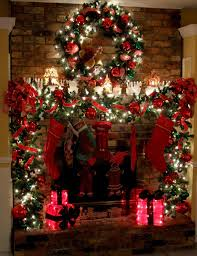 fake fireplace christmas decorating ideas wpyninfo