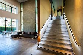 Lobby Stairs Design Equinox Abramson Teiger Architects
